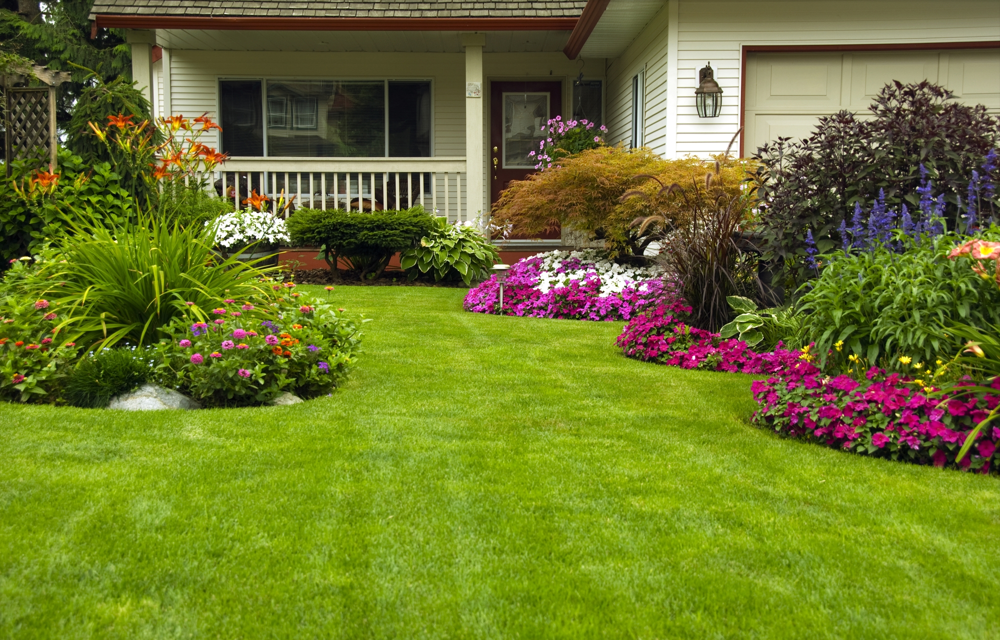 lawn care kernersville nc